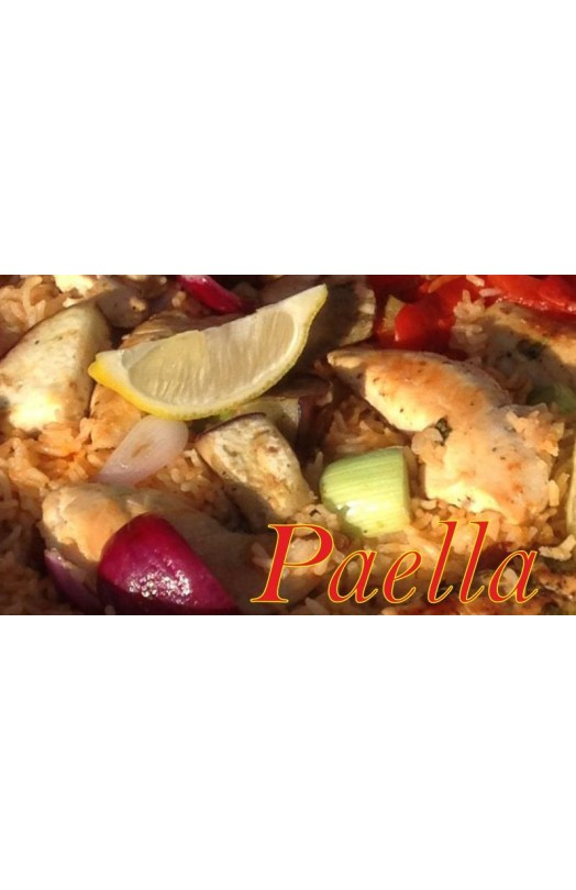 Paella start pakke