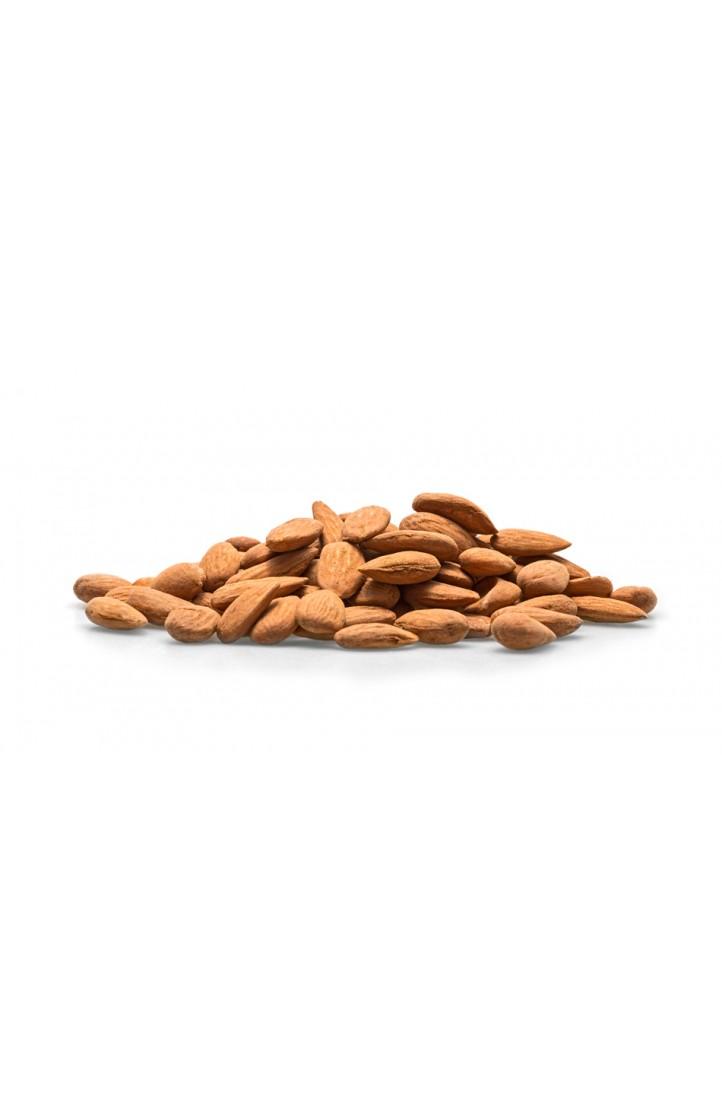 Naturlige mandler, toastede 100 gram