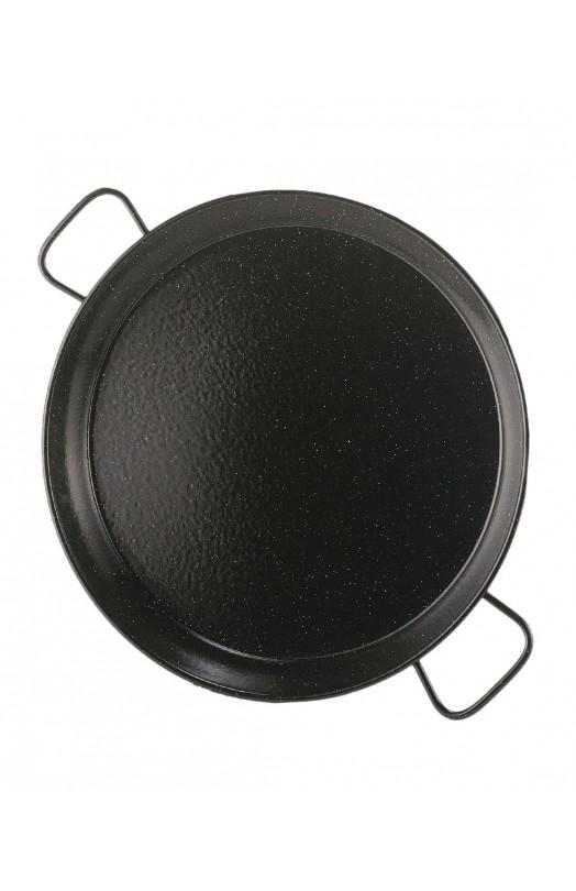 Paella pande emalje vælg mellem 6 størrelser
