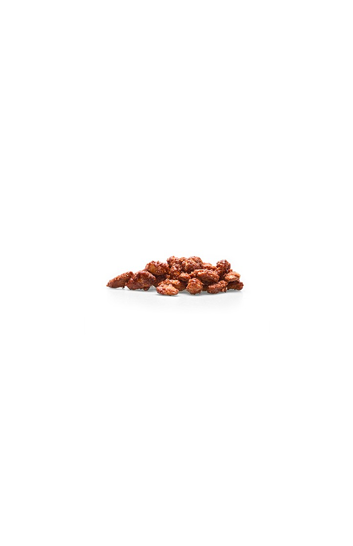100 gram Brændte mandler