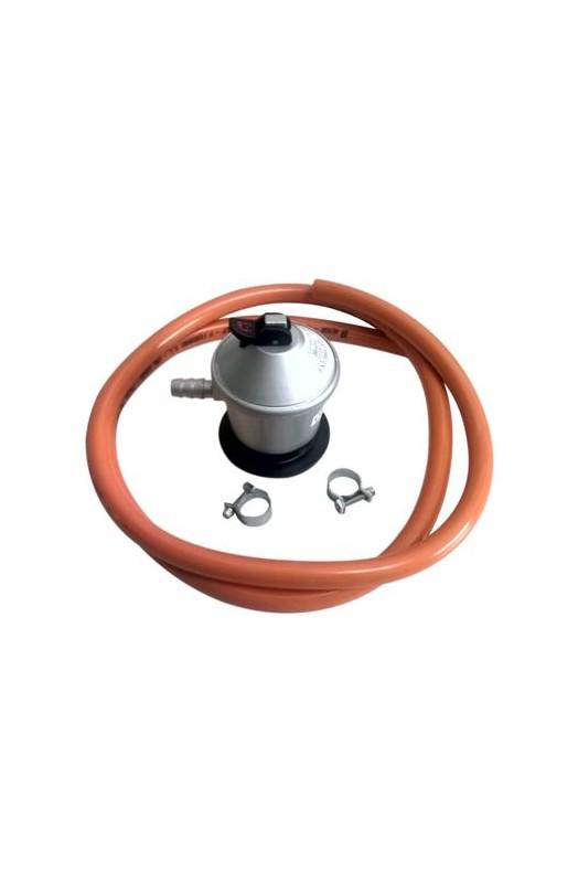 Gasregulater med slange 150 cm
