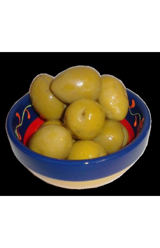 Spanske oliven med sten