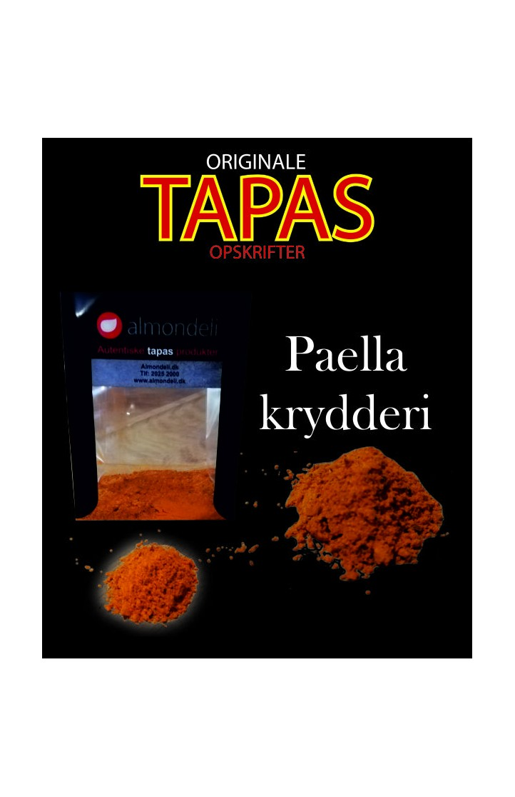 Paella krydderi