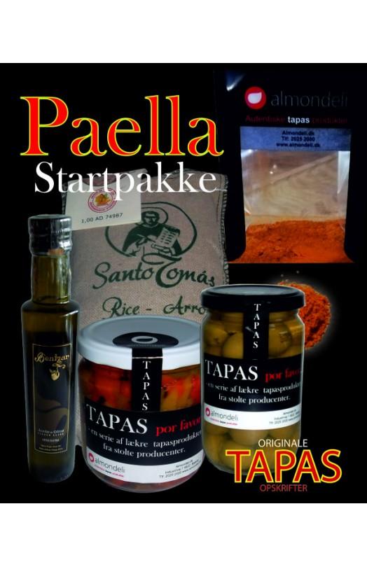 Paella start pakke