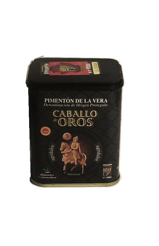 Røget Spansk paprika 75 gram